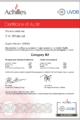 achillies-audit-certificate